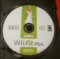 Wii Fit Plus Nintendo Wii new activities!  Requires Wii Balance Board! Everyone