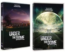 UNDER THE DOME - STAGIONE 1 e 2 (8 DVD) SERIE TV TRATTA DA STEPHEN KING