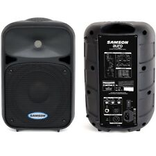 SAMSON AURO D208 Compact Active 400w Total PA System
