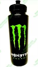 Monster Energy 32 oz Black Athletic Sports Water Bottle BRAND NEW FREE SHIPPING