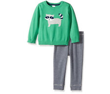 MSD Original Carter's Racoon Sweater Set