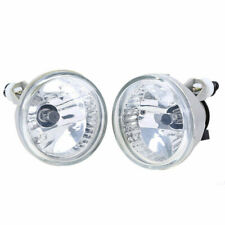 2pcs Front Bumper Driving Fog Light Lamp for Toyota Prius 2004-2009 with Bulbs