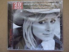 Country's Greatest Love Songs   20 hits  New CD sealed