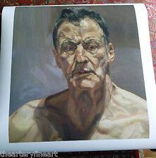 LUCIAN FREUD, 'Reflection (Self-Portrait)', 1985/2012 Art Poster 33 x 23 in. NEW