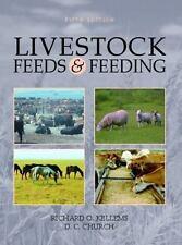 Livestock Feeds and Feeding by David C. Church and Richard O. Kellems (2001,...