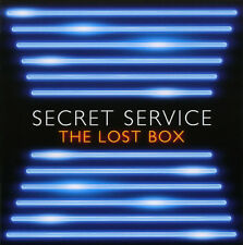 Secret Service - The Lost Box ( AUDIO CD in JEWEL CASE )