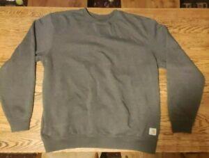 Carhartt Sweatshirt Grey L