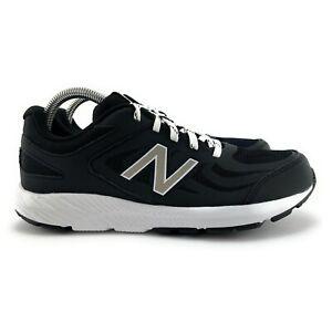New Balance Youth 519 Black White Running Shoes YK519SB Sizes 3.5-7 M (GS)