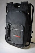 BOSCH Carry Bag Backpack with folding seat - New