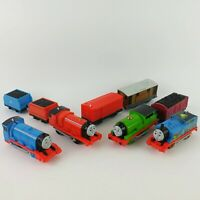 Thomas & Friends Trackmaster Trains Mixed Lot Percy Toby James Jungle Cars A6