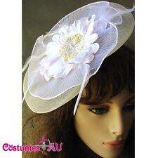 Burlesque Fascinator Moulin Rouge Mini Hat