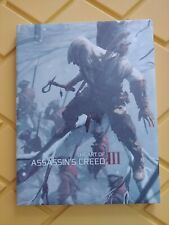 ASSASINS CREED III 3 Art Book  The Art of Assassin's Creed sealed new