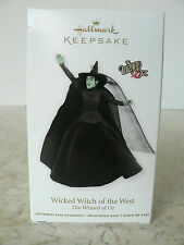 Hallmark WIZARD OF OZ Wicked Witch of the West 2011 Christmas Ornament