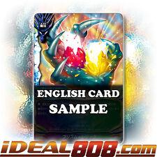 Buddyfight x 4 Prism Relic [X-BT01A-CP02/0052EN C] English Mint Future Card