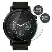 For Motorola Moto 360 2ND GEN 46MM Tempered Glass Screen Protector