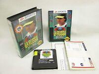 TONY LA RUSSA BASEBALL Mega Drive US Version Sega Geneisis Game md