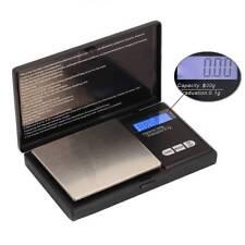 Mini balance électronique de pesée de bijoux d'or poche 0,G à 200 grammes T