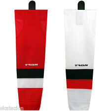 "Ottawa Senators Hockey Socks Dry Fit NHL Edge Inspired Colors 24"" or  30""  SK300"