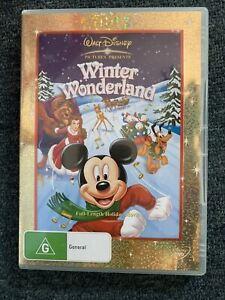 Walt Disney - Winter Wonderland (DVD, 2003) Region 4