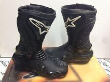 Stivali Moto Alpinestars S-MX 3 Neri Boots Motorcycle