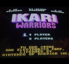 Nintendo Playchoice 10 Ikari Warriors Cart Pc-10