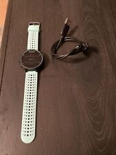 Garmin Forerunner 235 Heart Rate GPS Running Watch - Black Watch With Teal Band