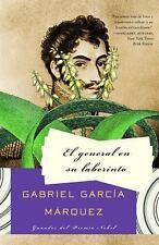 Vintage Espanol: El General en Su Laberinto by Gabriel García Márquez (2003,...