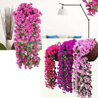 Artifical Fake Flowers Ivy Vine Wedding Home Decoration Hanging Garland Plants