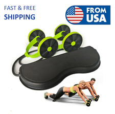 Abdominal Exercise Gym REVOFLEX XTERME Fitness Home Body Abs Workout Resistance
