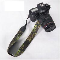 Camera Strap Vintage Graffi Sling Neck Strap for Canon Nikon Sony SLR DSLR DC-48