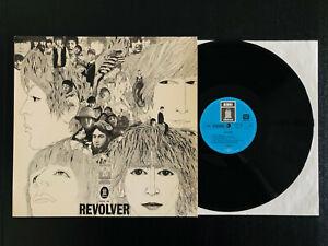 THE BEATLES SHZE 186 Revolver LP DE 1966 (RI) EX+ Top !