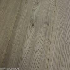 Engineered Oak Flooring 15 mm x 3 mm x190mm London Grey OAK placage de bois