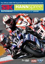Superbike World Championship - Official review 2009 (New 2 DVD set) Motorcycle