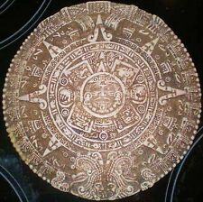 Latex Craft Mould For Aztec Design Wall Plaque Arts & Crafts Hobby