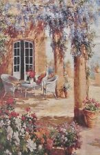 DaDa Bedding Quiet Evening French Rococo Woven Art Tapestry Wall Hanging 36 x 50
