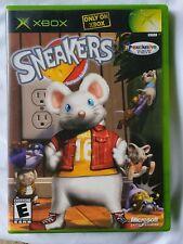 Sneakers (Microsoft Xbox, 2002)