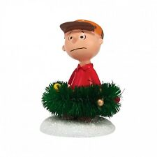 Department 56 Peanuts Village SURROUNDED BY CHRISTMAS 4038640 BNIB Dept 56