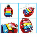 100PCS  5-Note Beetle Xylophone Musical Toys Baby Child Girls Development Tool