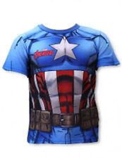 Marvel Regular Collar T-Shirts & Tops (2-16 Years) for Boys