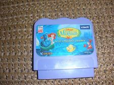 VTECH VSMILE DISNEY'S THE LITTLE MERMAID ARIEL'S MAJESTIC JOURNEY Smartridge