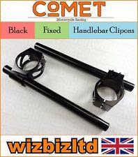 COMET NEGRO 37mm Manillar Enganche HONDA CBR250 R 2011-2013 hc37bk