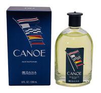 Canoe by Dana 8 / 8.0 oz EDT Splash Cologne for Men New In Box