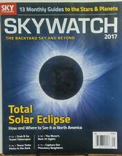 Sky & Telescope Skywatch 2017 Total Solar Eclipse America Astronomy FREE SHIPPIN