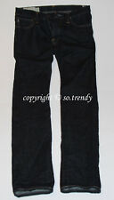 NWT! ABERCROMBIE Mens Vintage ROLLINS Low Rise Skinny Jeans Trousers 32x34