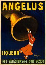 ANGELUS LIQUEUR, 1907, Leonetto Cappiello, 250gsm Reproduction A3 Poster