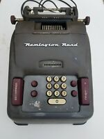 Remington Rand adding machine VINTAGE ANTIQUE