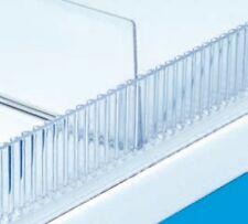 50x Tego Metal Shelf Shelf Cutting Disc t47cm H4,5cm fachbodenunterteilung
