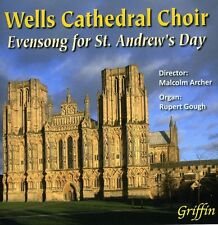 Wells Cathedral Choi - Evensong for St Andrew's Day: Stanford & Rubbra & [New CD
