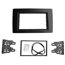 Double Din Radio Fascia for Volvo XC90 Stereo Panel DVD Mount Trim Kit CD Frame