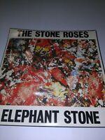 "The Stone Roses , Elephant Stone,7"" vinyl single record ORE 1"